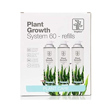PLANT GROWTH SYSTEM 60 - refills