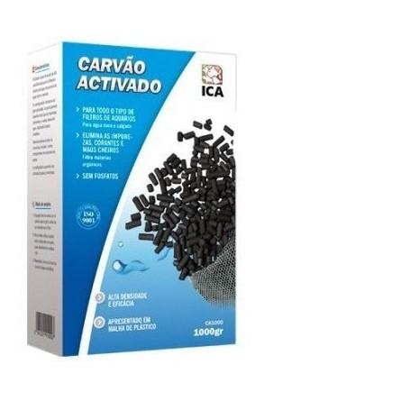 CARBON ACTIVADO ICA 150 Gr