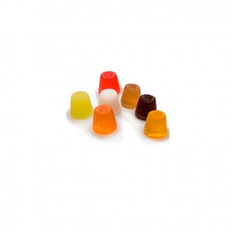 Gelatinas diferentes sabores GIGAN TERRA