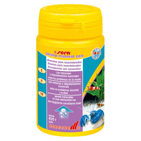 Sera Shrimp Mineral Salt 100 ml