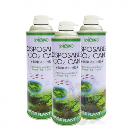 Bote desechable de CO2 3 uds. 550cc - Waterplant