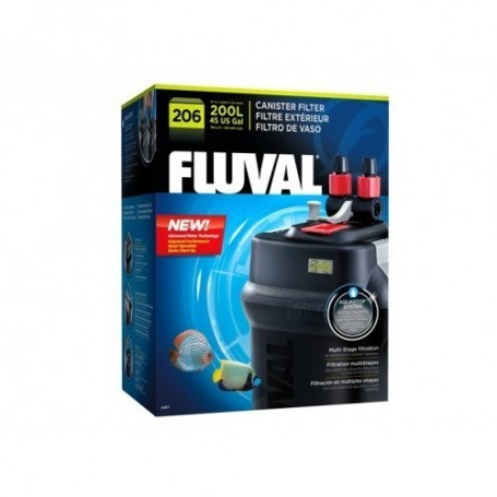 Filtro exterior Fluval Serie 06