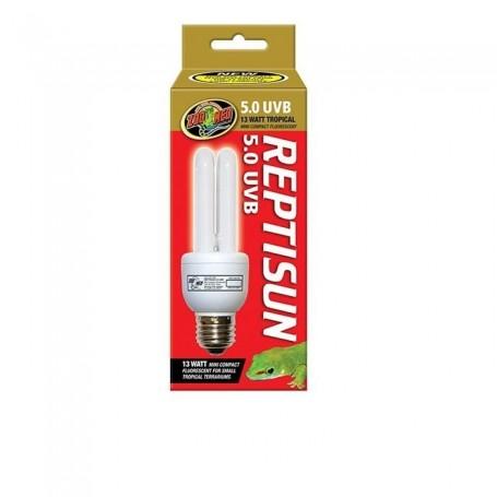 Reptisun tropical mini compact fluorescente 5.0 13W