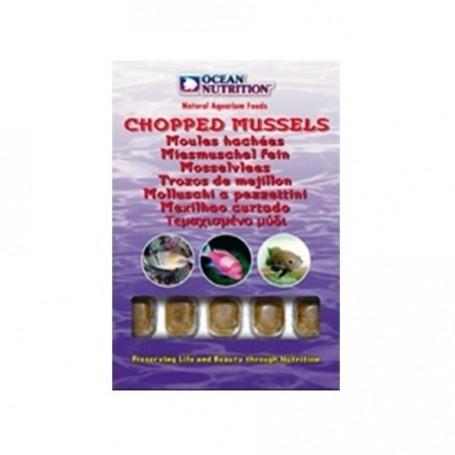 Berberechos cortados 100 Gr Ocean Nutrition