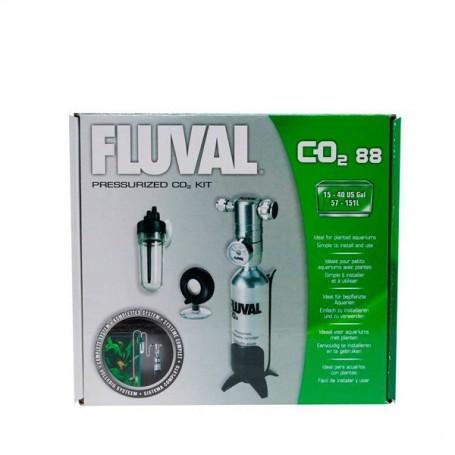 KIT DE CO2 PRESURIZADO FLUVAL