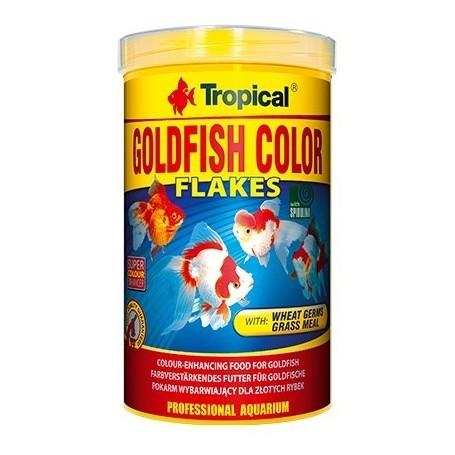 Goldfish color TROPICAL