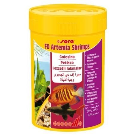sera FD Artemia Shrimps